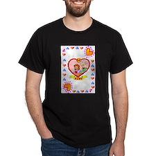 40th wedding anniversary, ruby T-Shirt