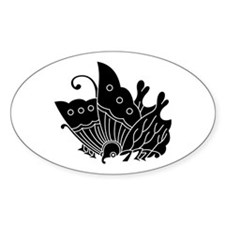 Oda butterfly Decal