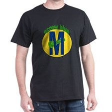 screw blue/msu- T-Shirt