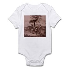 Surrender of General Lee Digi Infant Bodysuit