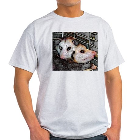 Possum Love Light T-Shirt
