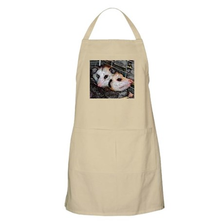 Possum Love BBQ Apron
