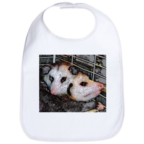 Possum Love Bib
