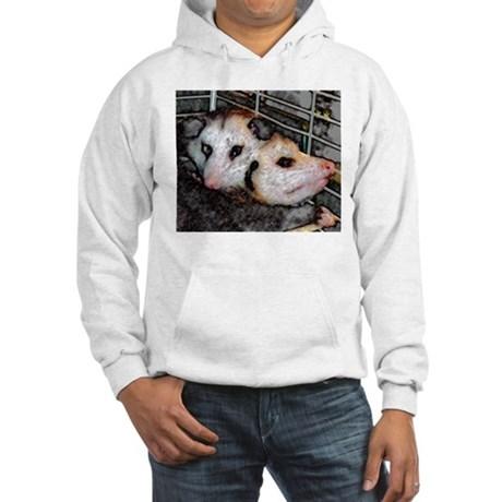 Possum Love Hooded Sweatshirt