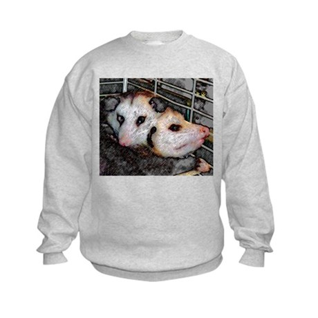Possum Love Kids Sweatshirt