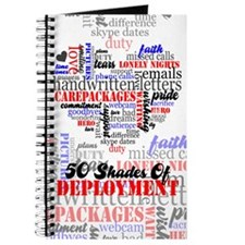 50 Shades Of Deployment Journal