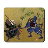 Mousepad, Warrior Monk