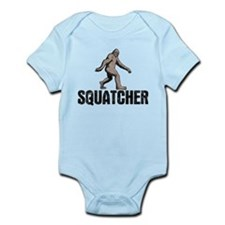 Squatcher Infant Bodysuit