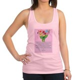 Encouragement Racerback Tank Top
