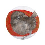 "Big Bang Bird SIVIERIART - 3.5"" Button (100 pack)"