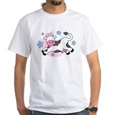 Cow Over Moon Baby Shirt
