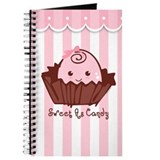 Sweet As Candy Baby Journal