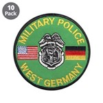 U S Military Police West Germany 3.5