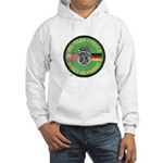 U S Military Police West Germany Hooded Sweatshirt