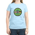 U S Military Police West Germany Women's Light T-S