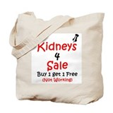 Kidneys 4 Sale Tote Bag
