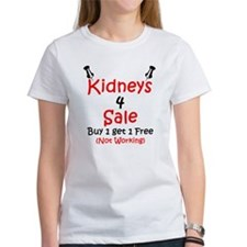 Kidneys 4 Sale Tee