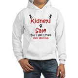 Kidneys 4 Sale Jumper Hoody