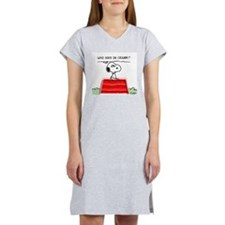 Unique Snoopy Women's Nightshirt