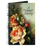 A Personal Journey Rose Journal