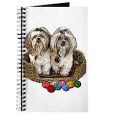 Shih Tzu Christmas Balls ZigNemo Journal