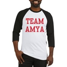 TEAM AMYA  Baseball Jersey