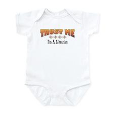 Trust Librarian Infant Bodysuit
