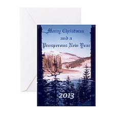 Winter Wonderland Greeting Cards (Pk of 10)