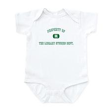 Property Library Infant Bodysuit