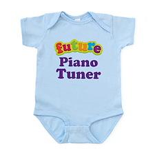 Future Piano Tuner Infant Bodysuit