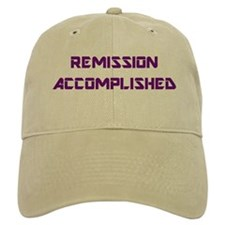 """Remission Accomplished"" Baseball Cap"