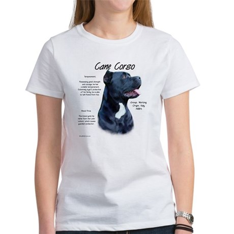 Cane Corso Women's T-Shirt