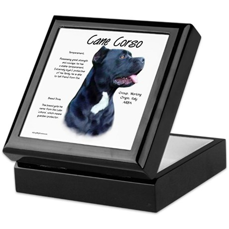 Cane Corso Keepsake Box