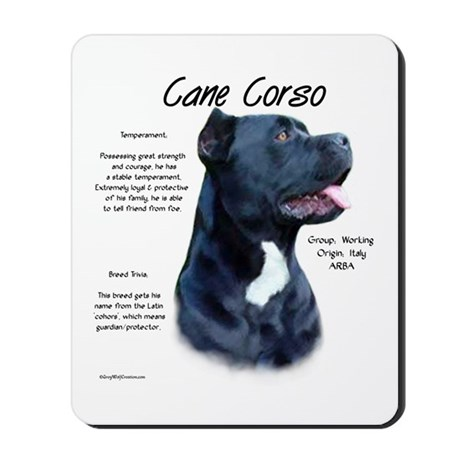 Cane Corso Mousepad 