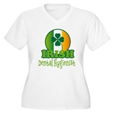 Irish Dental Hygienist St Patricks T-Shirt