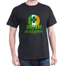 Irish Dental Hygienist St Patricks T-Shirt