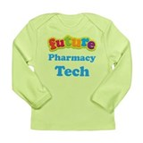 Future Pharmacy Tech Long Sleeve Infant T-Shirt