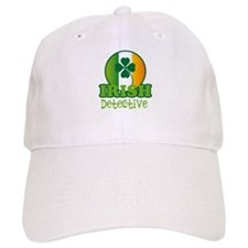 Irish Detective St Patricks Cap