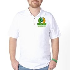 Irish Detective St Patricks T-Shirt