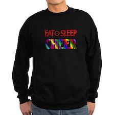 Eat Sleep Cheer Sweatshirt