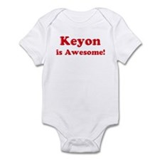 Keyon is Awesome Infant Bodysuit