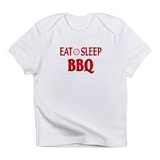 Eat Sleep BBQ Infant T-Shirt