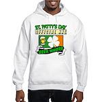 """""""Beer Whore"""" Hooded Sweatshirt"""