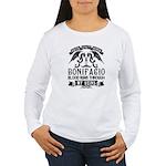 """Irish Chugging Team"" Fitted T-Shirt (da"