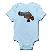 Cannonball Infant Bodysuit