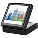 Skyline Keepsake Box