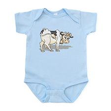 Dairy Cow Infant Bodysuit