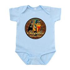 Cleopatra Reincarnated Persian Carpett Infant Body