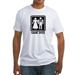 Funny Wedding Fitted T-Shirt