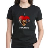 St Valentines Hounds - BWT Tee